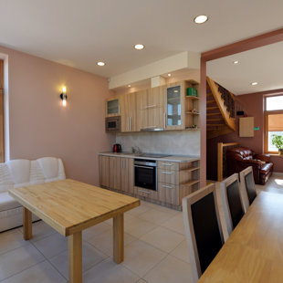 Virtuvė-svetainė